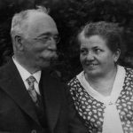 Johannis Loos mit seiner Frau