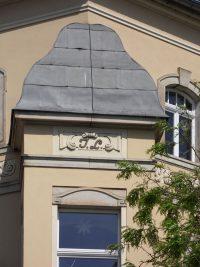 Initialen des Apothekers Johannis Loos